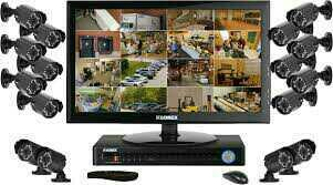 We all know what is the importance of Home and office security so Aashi enterprise is provided Cctv Camera Installation also Home Automation at Maninagar Ahmedabad  - by Cctv Camera Ahmedabad, Ahmedabad