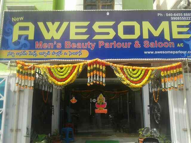 newawesome saloon - by New Awesome, Hyderabad