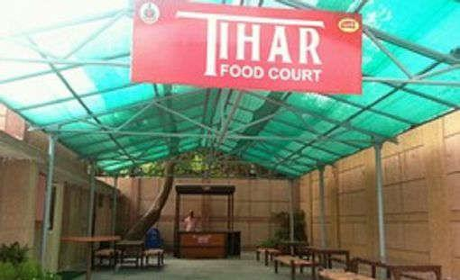"""5. Tihar Food Court, Delhi - Food Court In Prison  This unique concept was started in  by the administration of Tihar Jail on an """"experimental basis"""" in 2014. The interiors are with wooden tables and walls adorned with paintings done by pri - by Rodrigues Tour and Travels, PUTTUR"""