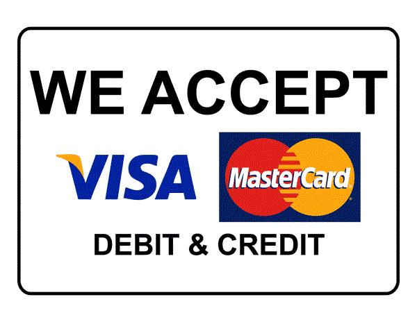 We Accepting all major credit and debit card for your payments. - by mahalaxmi enterprise, Ahmedabad