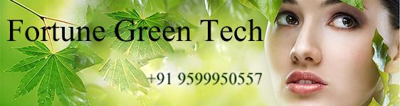 FORTUNE GREENTECH products are manufactured in sophisticated and modern manufacturing unit. Each member of the unit works with one motto and objective to provide products of therapeutically effective and of standard. Ayurveda believes in no - by Fortune Green Tech, Central Delhi
