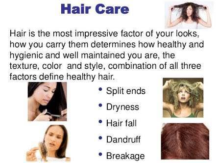 Care for your hair   - by Naturals Lounge  Salon Spa Makeup Studio, Bangalore