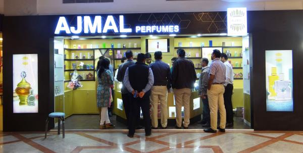 Let us all welcome Ajmal Perfumes on Atrium floor of the mall. The most amazing and exclusive perfume outlet in Udaipur is now open at The Celebration Mall Udaipur. - by The Celebration Mall - Udaipur, Udaipur