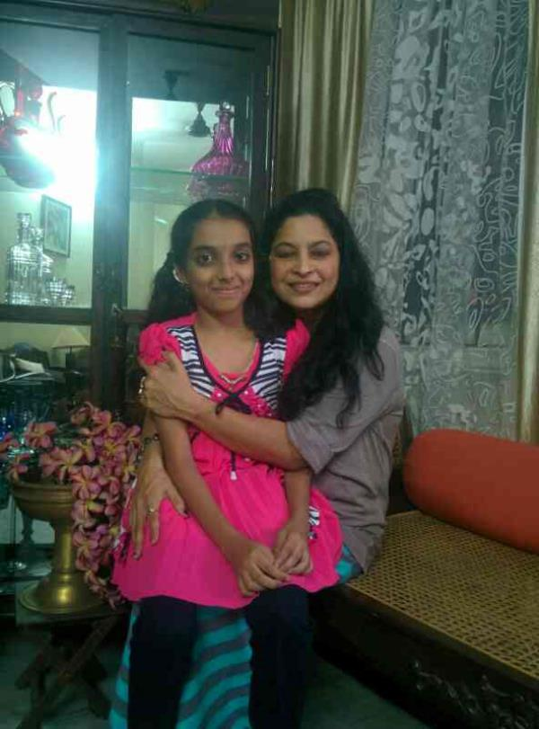 Vasudha was so scared of going to school. today she goes happily and visits  me to show her marks with her mom. I feel blessed. - by Natural Healing Therapy, Hyderabad