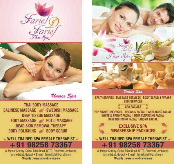 we have best thai spa in ahmedabad - by Fariel d Fariel Thai Spa, Ahmedabad