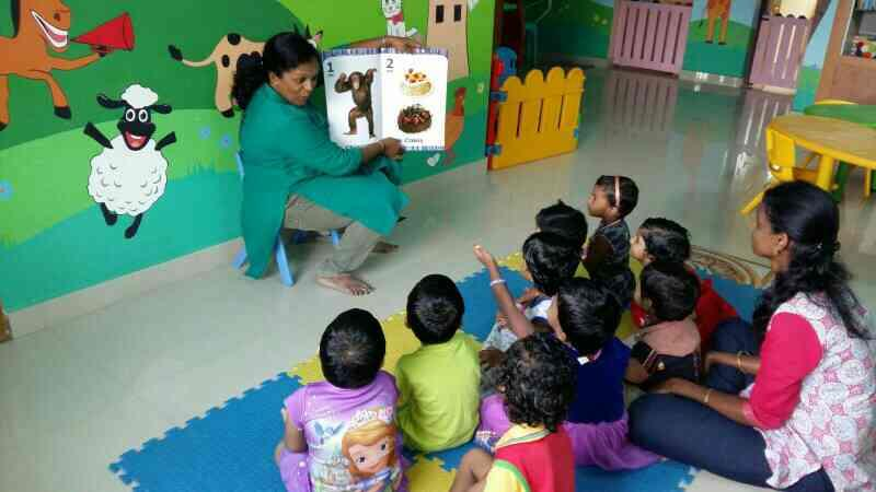 new kids story session - by Skybloo - 9840374482, Chennai