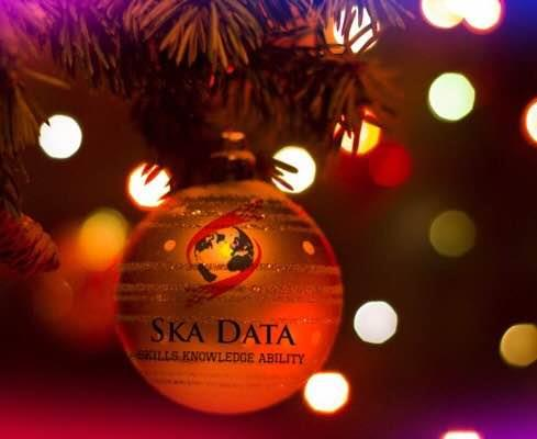 Merry Christmas from all the Engineers @ Ska Data Ltd - by SKA Data Ltd, West Midlands