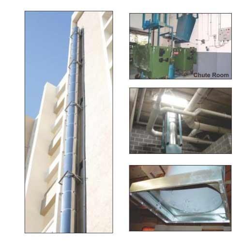 Garbage Chute Manufacturer In Nashik - by ECO SMART ENTERPRISES, Nashik