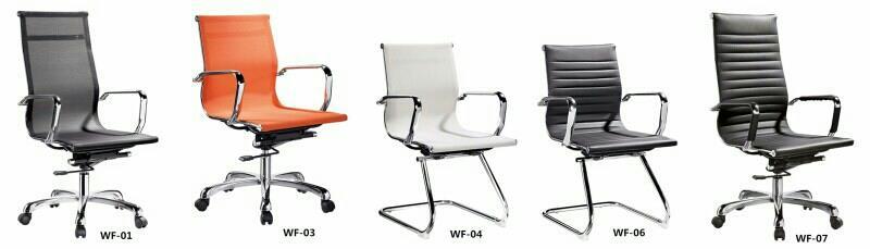 Customers chair in gujarat  - by Vallabh furniture, Rajkot