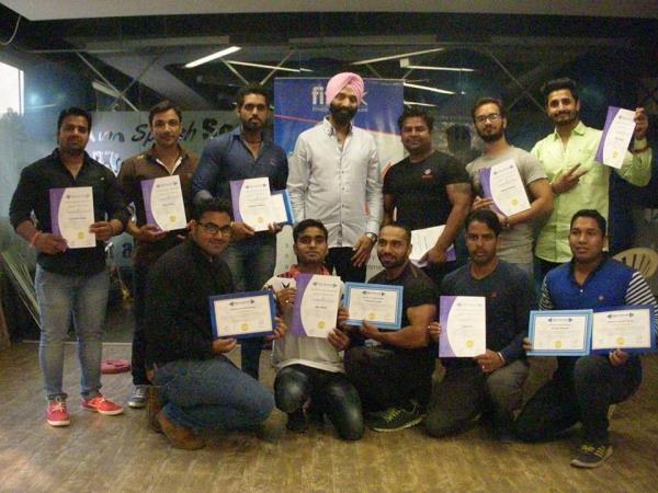 Congratulation to all Fitlink Graduates  - by Fitlink International - Fitness Courses, Delhi