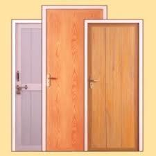 PVC Doors PVC door are the most cost effective solution and are safe from adverse weather conditions or pests. These doors are preferred over wooden doors for diverse application areas as they are fire resistant and easy to clean. The PVC d - by Unitech Fibre Glass Enterprises, Indore