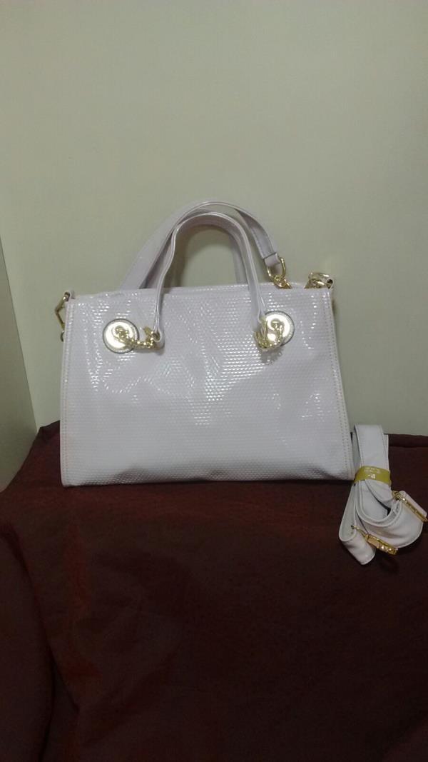 White Ladies Bag - by Mumbai Ladies Bags, Mumbai