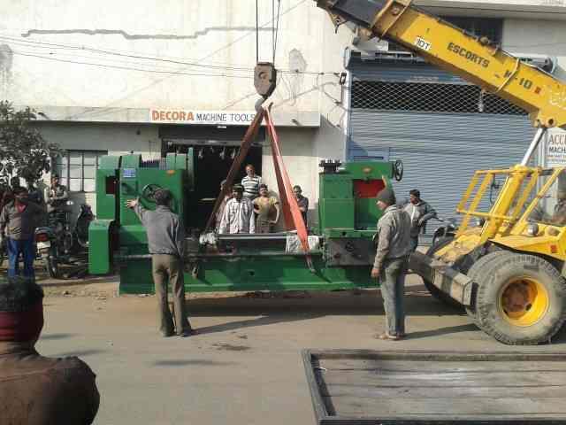 We are manufacturers of light Duty Lathe machine In Rajkot - by Balaji Machine Tools, Rajkot