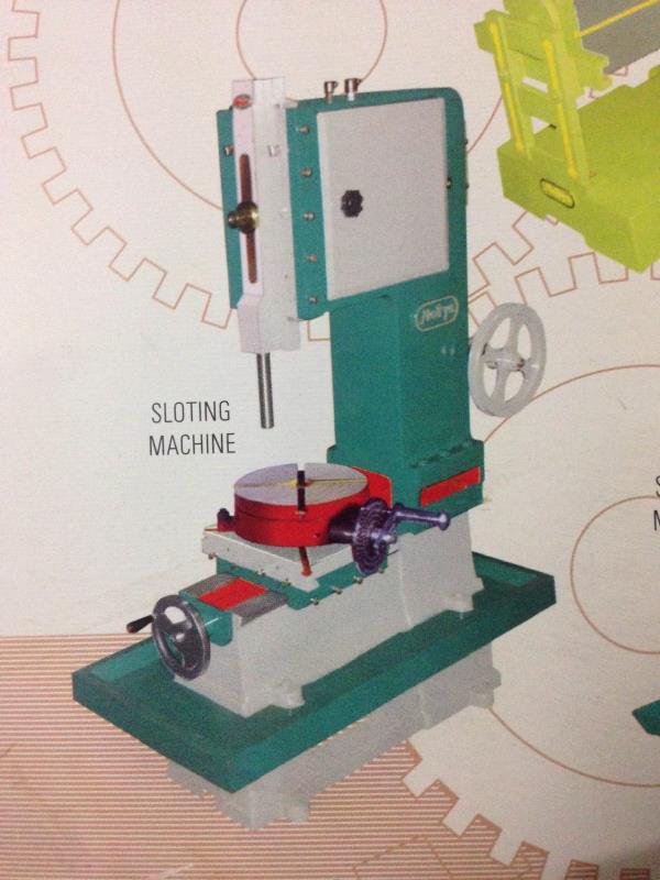 Sloting machine manufacturers in rajkot# - by Kiran Machine Tools, Rajkot
