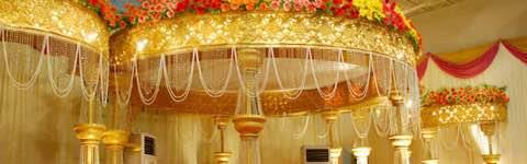 Wedding Planner Tamil Nadu.    We decorate the Stages for any Weddings in all regions of Tamilnadu.We are the Best Wedding Decorators in Tamilnadu and we decorate according to any types of customers requirements. Wedding Decorations-Samprat - by Samprathaaya , Dindigul