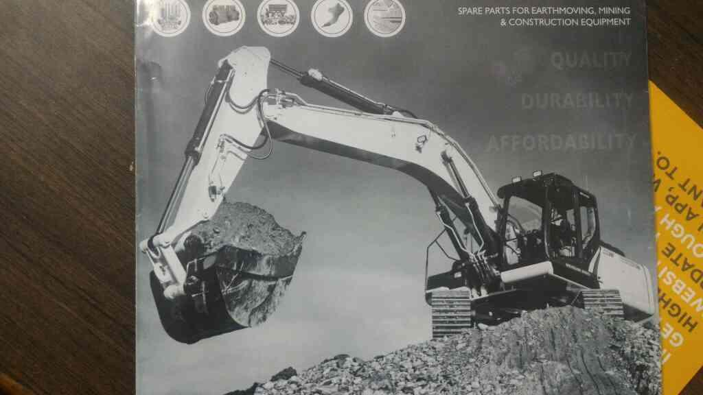 gujarat earth movers providing spare parts for earthmoving, mining and construction in ahmedabad  - by Gujarat Earthmovers, Ahmedabad