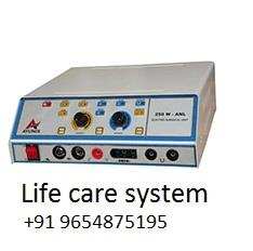 Our range is manufactured using efficient grade raw material bringing into application advanced technology. We design & develop the most advanced, safe, effective medical device at competitive prices. The remarkable product range offered by - by Physiotherapy equipments dealer in delhi |Life Care Systems, Ghaziabad