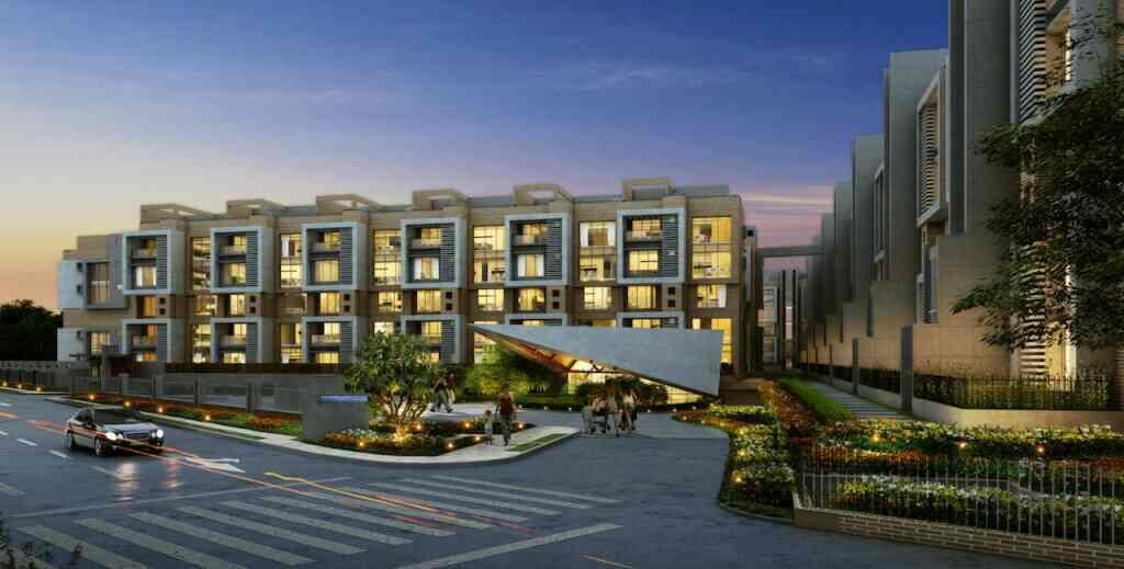 Luxury 4 BHK Apartment In J.P Nagar 9th Phase Bangalore  - by PRIDE - WILASA GRAND VILLAMENT, Bangalore