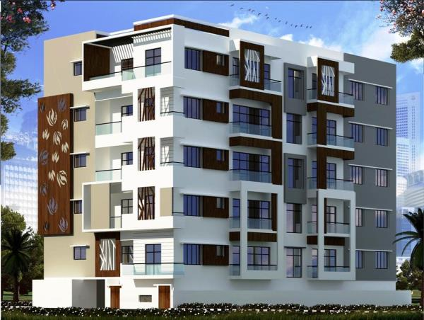 Parasmani Royal .... A luxury 2 and 3 bhej flats for sale in Bangalore  - by Parasmani Luxury Homes, Bangalore Urban