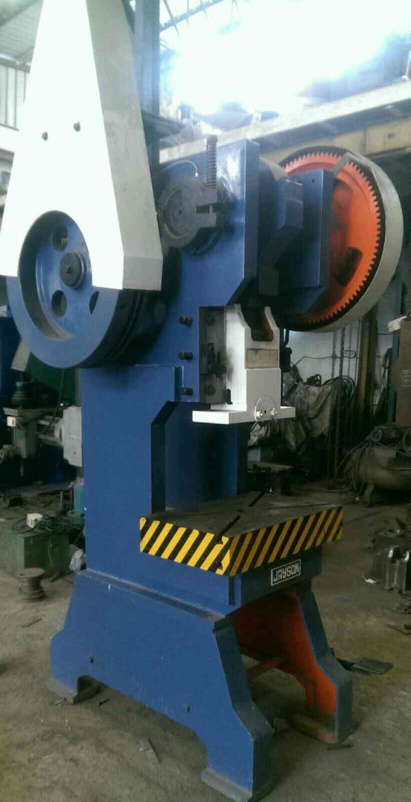 we are manufacturing sheet metal Machinery in Rajkot Gujarat - by Jaison Machine Impex, Rajkot