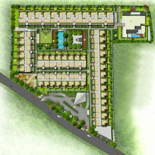 4 BHK Apartment in Konanakunte Bangalore - by PRIDE - WILASA GRAND VILLAMENT, Bangalore