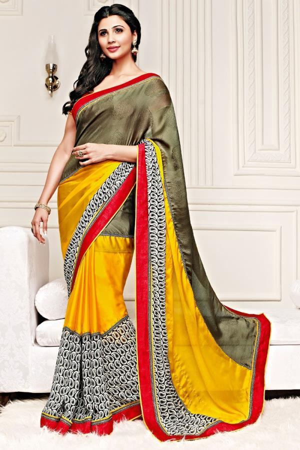 We have wide range of designer sarees in aurangabad - by Sheetal Wears, Aurangabad
