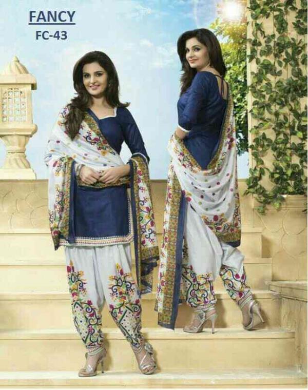 Dress Material - by Apple Ethenic Wear, Jetpur
