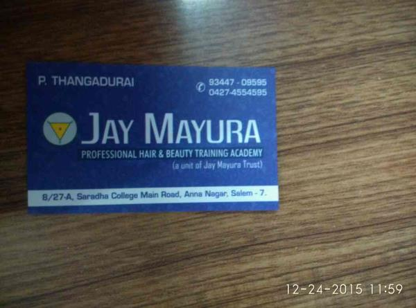 exclusive for beautician institute in salem - by JAY Mayura Beautician Institute, Salem