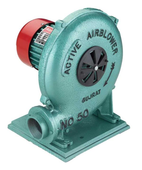 we are leading manufacturer of Electrical Air Blowers in rajkot. - by Active Manufacture, Rajkot