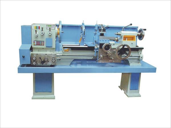 Medium Duty All Geare Lathe Machine - by Uni-Tech Machines, Rajkot