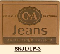 LEATHER PATCHES FOR JEANS - by Shree Nath Jee Labels, New Delhi