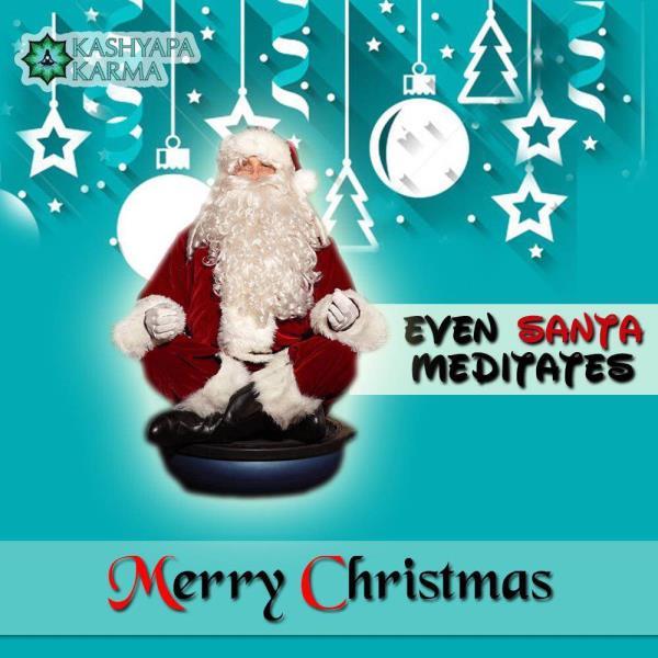 Merry Christmas to all my friends!!! - by Kashyapa Karma, New Delhi