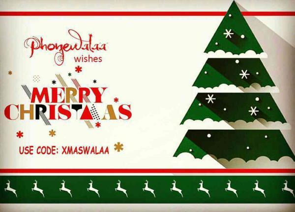 Santa is coming! Gifts at ww.phonewalaa.com - by Phonewalaa.com, New Delhi
