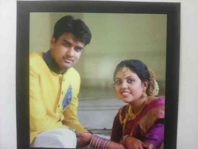 Wedding Portrait.  - by Vani 3D Studio, Madurai