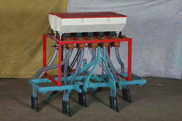 Automatic Seed Drill Manufacturers in Rajkot - by Balaji Agro Engineering, Rajkot