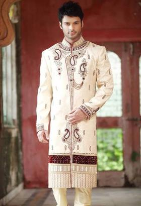 Sherwani and Waist Coat , Blazer and Mens wear  showroom in Bareilly  we have wide range of Sherwani and ethnic wear  mens accessories available in Bareilly  visit once @ Libaas Designs Studio Bareilly  - by Libaas Design Studio          (The Tailoring Shop), Bareilly