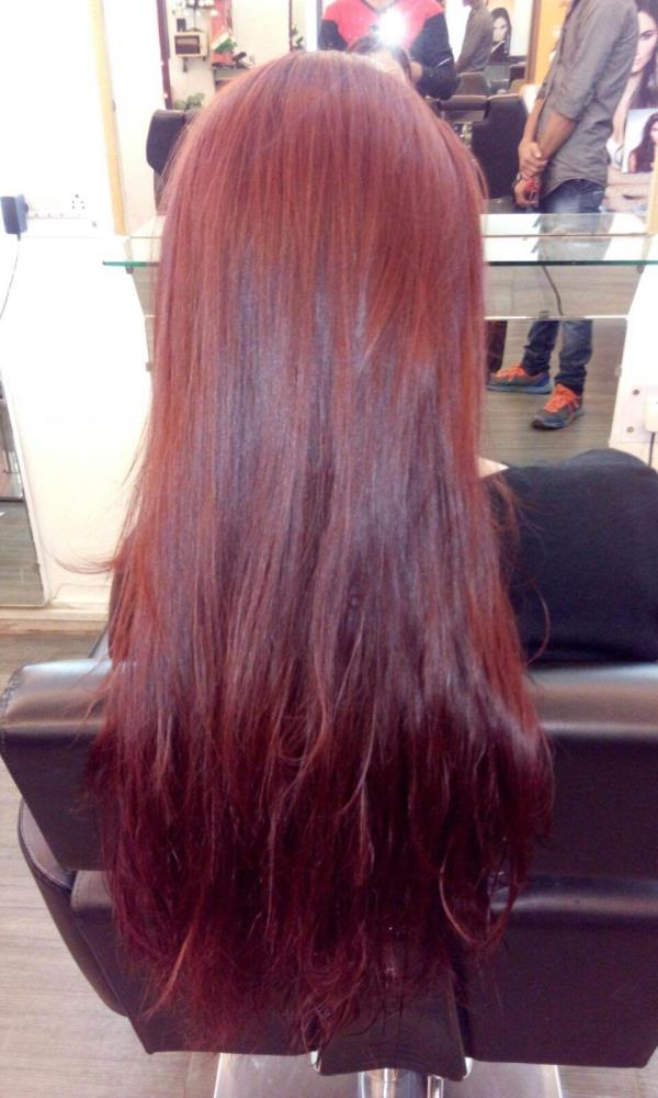 Cuts and colour at gossip - by Gossip Hair and Beauty Salon, Faridabad