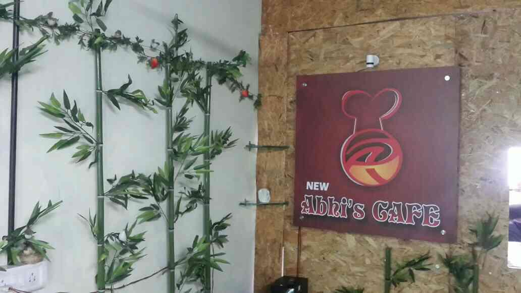 cafe in fc road,  best couple cafe in FC Road - by Abhi's Cafe, Pune