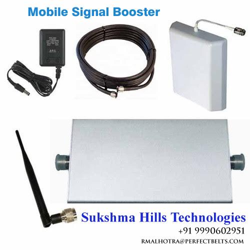 All the products offered by us are manufactured by the industries using superior quality raw materials, the latest technology and the most advanced machinery. These products are easy to install and smooth in operation. We also provide offic - by Mobile Signal Booster|Sukshma Hills Technologies, delhi
