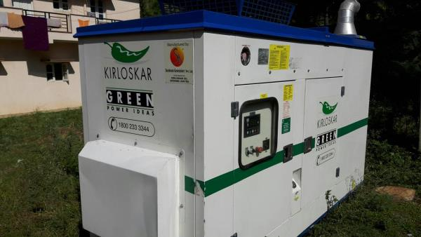 45 KVA Kirloskar used 2012 Model only 950 hrs runs. - by S K  Systems , Bengaluru