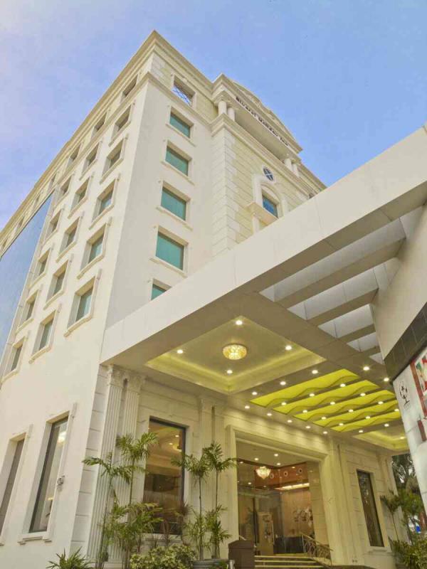 The best Four Star hotel in Salem,   - by Sivaraj Holiday Inn, Salem