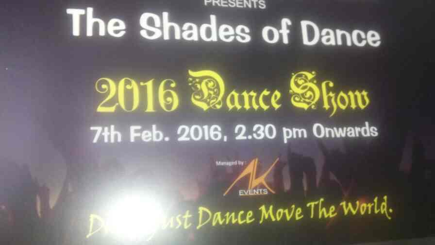 event on 7th feb - by Mystic Moves Dance Studio, Ahmedabad