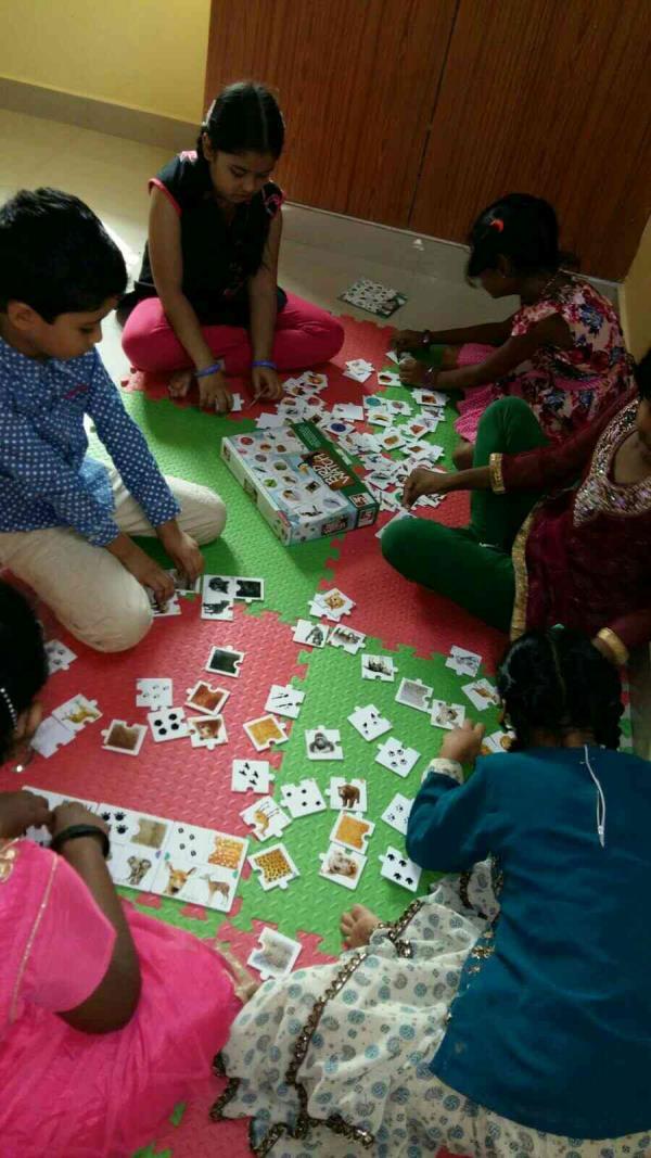 skybloo playhouse activity - by Skybloo - 9840374482, Chennai
