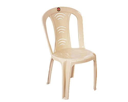 Armless New Model Design Focused on #Durability. #Top #PlasticChairManufacturers #TentHouses - by Plastics Industries, Visakhapatnam