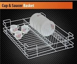 We are best manufacturer of kitchen basket in Rajkot , Gujarat. - by Milan Enterprise, Rajkot