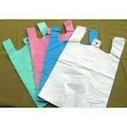 we are prime manufacturer of best quality of plastic pick up bag in Rajkot - by Aayushi Polymers, Rajkot