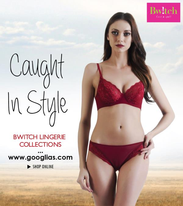 Shop for the best Bwitch lingerie. The huge range of collection included those for Bwitch bra, Bwitch panties, And more.. Shop Now - http://www.googlias.com/c…/bwitch-overall-product-collection #Online #Sale - by New Varietty Choice - Www.Googlias.Com, Chennai