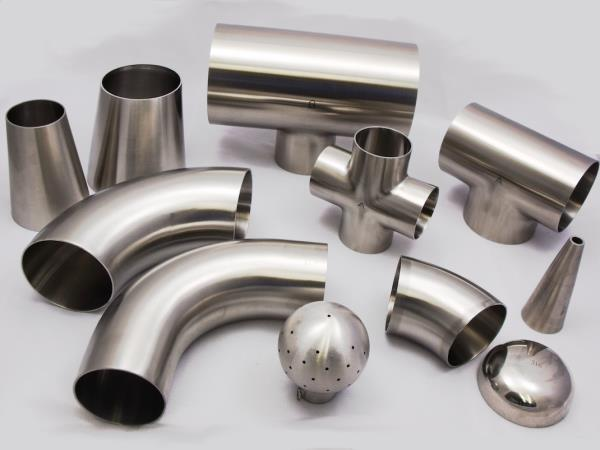 ss all types of fittings - by suswani metalloys, bangalore