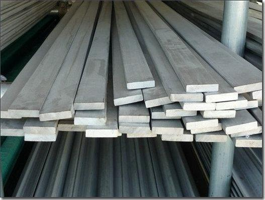 ss flat grade:- 202, 304,  size:- 1/2inch, 3/4inch, 1inch, 1 1/4inch, 1 1/2inch, 2 inch, etc thickness:- 2mm upto 2omm - by suswani metalloys, bangalore