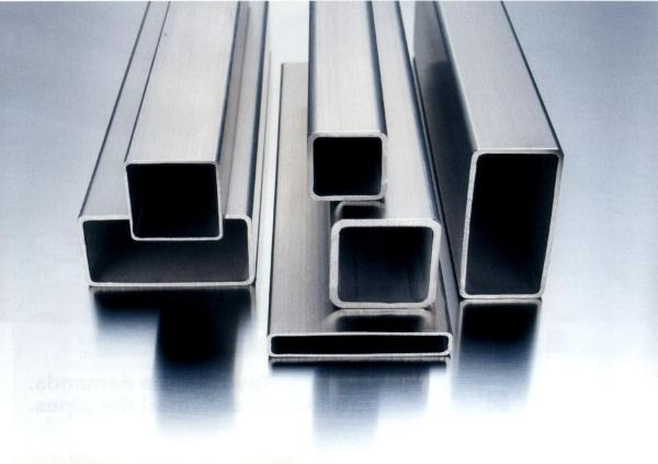 ss square and rectangular pipe grade:-202, 304 size (in mm) :- 12X12, 15x15, 20x20, 25x25, 30x30, 40x40, 50x50, 60x60, 10x20, 12x25, 15x30, 20x40, 25x50, 30x60, etc length:- 20 ft, cut pieces - by suswani metalloys, bangalore